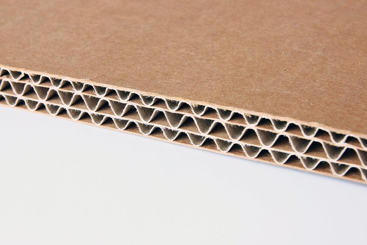 Cartón plancha